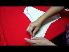 calcinha básica passo a passo - YouTube