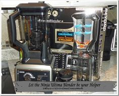 Image Of Ninja® Bl820 Ultima™ Kitchen System  Cool Stuff Amazing Ninja Ultima Kitchen System Design Ideas