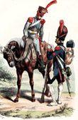 Soldato Napoleonico - Uniforme - Artiglieria - Guardia Imperiale