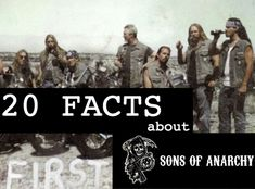 20 Surprising Facts You Didn't Know About Sons Of Anarchy