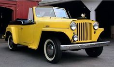 1950 Willys Jeepster Convertible Phaeton for sale #1844725 | Hemmings Motor News