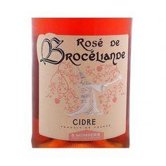 Cidre Rosé de Brocéliande - Le Kiosque Breton