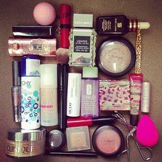 Some Birchbox beauty essentials