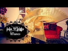 Belly dancing with Isis wings: the waves