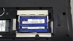 Video oficial de Acer en inglés donde explica como extraer correctamente un módulo de memoria RAM de un portátil Acer.