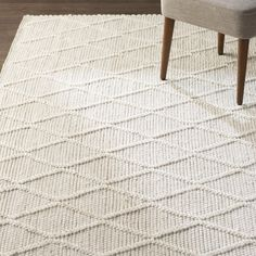Laurel Foundry Modern Farmhouse Billie Hand-Tufted Wool Ivory Area Rug Rug Size:… – Area Rugs in living room Farmhouse Area Rugs, Modern Farmhouse, Farmhouse Style Rugs, Style Salon, Living Room Area Rugs, Dining Room Rugs, Bedroom Area Rugs, Dining Room Area Rug Ideas, Rug For Bedroom