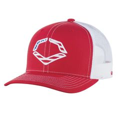 25c77fa40105b Pledge your allegiance to America and the EvoArmy with the EvoShield USA  Snapback. The hat