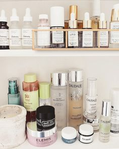 I stopped buying beauty and skincare products for a month for the sake of the planet and here's what I learnt. Glamour Magazine Uk, Shelfie, Organic Beauty, Beauty Routines, Skincare, Makeup, Instagram, Products, Make Up