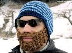 Y dejarse barba, qué tal?