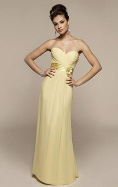 16 Best Gold/Champagne Bridesmaid Dresses
