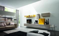 www.cordelsrl.com           #parete soggiorno #mobilisumisura #