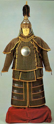 chinese armor and weapons | Weapons and armor of the past - Page 7