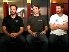 Dale Earnhardt Jr. Jeff Gordon Jimmie Johnson Project Pepsi Refresh 2010.mpg - YouTube