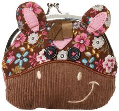 Dress-Up Toy Purses - Stephen Joseph Little Girls  Signature Coin Purse >>> Read more at the image link.