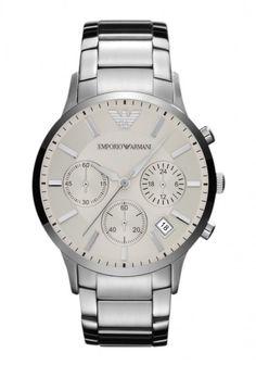 Emporio Armani AR2458 Chronograph Herrenuhr Relogio Classico, Tipos De  Relogio, Relógios Masculinos, Relógios fa41858367
