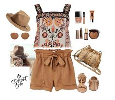 """""""Untitled #400"""" by jovana-p-com ❤ liked on Polyvore featuring Spell & the Gypsy Collective, MANGO, Warehouse, Qupid, Diane Von Furstenberg, rag & bone, Sunday Somewhere, L'Oréal Paris, NARS Cosmetics and Clinique"""