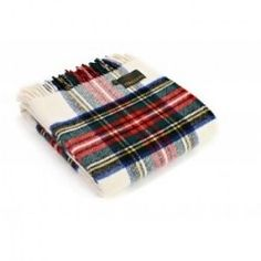 DressStewart Tartan Knee Rug in Pure New Wool . . Sold by TartanPlusTweed.com A family owned kilt and gift shop in the Scottish Borders