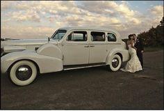 1939 Cadillac Limo. Perfection.
