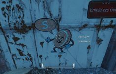 Fallout 4 Nuka-World Guide: Where to Find The 10 Hidden Cappy Symbols Fallout 4 Secrets, Fallout 4 Tips, Fallout Facts, Fallout 2, Fallout 4 Nuka World, Fallout Settlement, Funny Prank Videos, Man Cave Bar, Game Guide