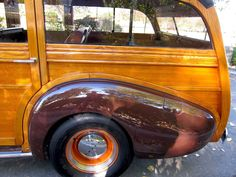 "'40 Buick Series 50 (Model 59) Super Estate ""Woodie"" Wagon"
