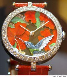Van Cleef Arpels Cadrans Extraordinaires Animal Watches 3