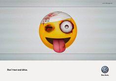Proximité et créativité: les emojis dans la publicité