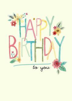 Happy birthday day to you #flower #birthday