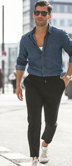 9 Outfit Formulas To Help You Look Sharp – LIFESTYLE BY PS