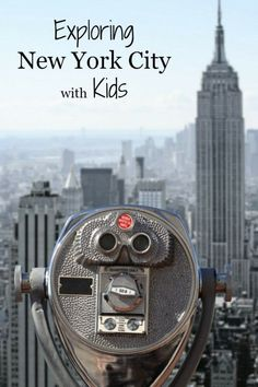Exploring New York City with Kids doesn't need to be stressful because of these ideas.