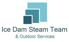 Ice Dam Steam Team Outdoor Services Ice Dams Ice Dam Removal Working Area