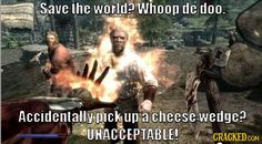 The 34 Most Infuriating Examples of Video Game Logic | Cracked.com