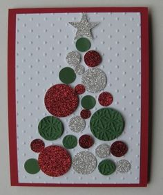 DIY Christmas cards lend a personal air to your holiday greetings. Making personal greeting cards is a festive and easy way to celebrate the holidays. Check out these DIY Christmas cards ideas & tutorials we've rounded up for you. Christmas Card Crafts, Homemade Christmas Cards, Christmas Scrapbook, Christmas Cards To Make, Noel Christmas, Christmas Greetings, Homemade Cards, Handmade Christmas, Holiday Cards