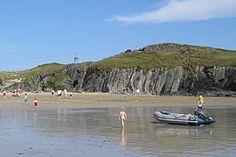 Beach, Sherkin island
