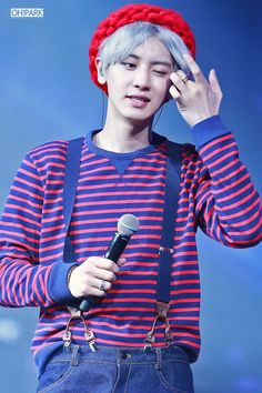 Chanyeol Cute, Park Chanyeol Exo, Kyungsoo, Exo Peter Pan, Alien Life Forms, Exo Concert, Love Park, Kpop, Chinese Boy