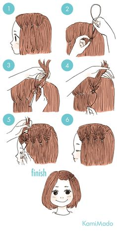Super Hair Ideas For Kids Girls Easy Hairstyles Ideas Trendy Hairstyles, Girl Hairstyles, Braided Hairstyles, Hairstyles For Short Hair Easy, Wedding Hairstyles, Kids Hairstyle, Hair Updo, Hairdos, Braids For Short Hair