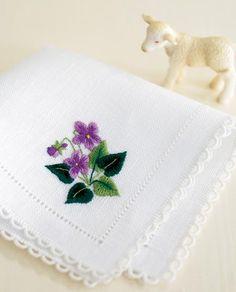 One spot stitch (NIHON VOGUE CO.,LTD_Embroidery)