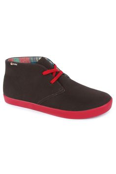 Hit the streets in style and demand attention with the Seventy shoes. The shoes come in a magnificent fondant colour and it is designed specially for men. The shoes can be used as an everyday wear and it provides a comfort fit. The shoes have a synthetic swead leather upper body with a full rubber outsole.