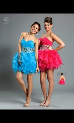 Bestfriend matching prom dresses