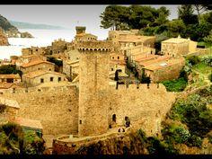 en Tossa de Mar (Spain)