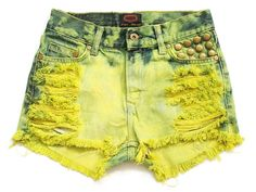 70 SALE High waist jean shorts XS by deathdiscolovesyou on Etsy, $20.00