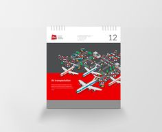 Calendar 2015 Design of PT Sarana Bandar Nasional on Behance