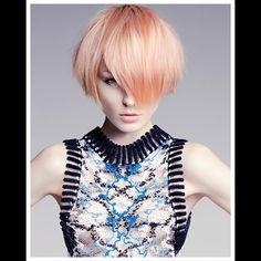 Hair by Cos Sakkas and Francesco Fontana