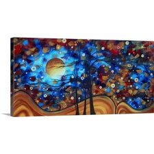 'Show Me the Way' by Megan Duncanson Painting Print on Wrapped Canvas