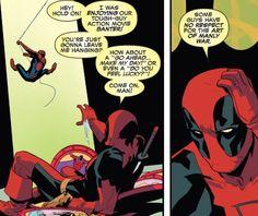 mostingeniusparadox:  Deadpool's Secret Secret Wars #2