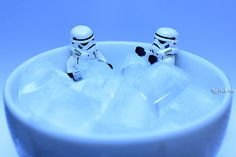 Stormtroopers Ice Bath