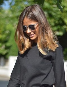 New hair balayage lob haircuts Ideas Lob Haircut Balayage Hair Haircuts ideas Lob Bangs With Medium Hair, Medium Hair Styles, Short Hair Styles, Straight Hairstyles, Cool Hairstyles, Winter Hairstyles, Middle Hairstyles, Lob Hairstyle, Fashion Hairstyles