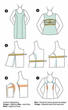 If you love sewing, then chances are you have a few fabric scraps left over. You aren't going to always have the perfect amount of fabric for a project, after all. If you've often wondered what to do with all those loose fabric scraps, we've … Techniques Couture, Sewing Techniques, Sewing Hacks, Sewing Tutorials, Sewing Tips, Leftover Fabric, Pattern Drafting, Love Sewing, Sewing Projects For Beginners