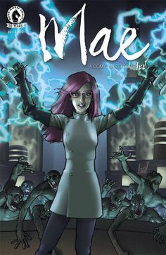 Preview: Mae #4, Mae #4  Story: Gene Ha Art: Gene Ha Cover: Gene Ha Publisher: Dark Horse Publication Date: August 31st, 2016  Price: $3.99  On a quest to re...,  #All-Comic #All-ComicPreviews #Comics #DarkHorse #GeneHa #Mae #previews