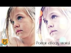 Video: Add quick effects to your portrait photos