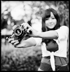nikon girl (por satuma de gowasu)